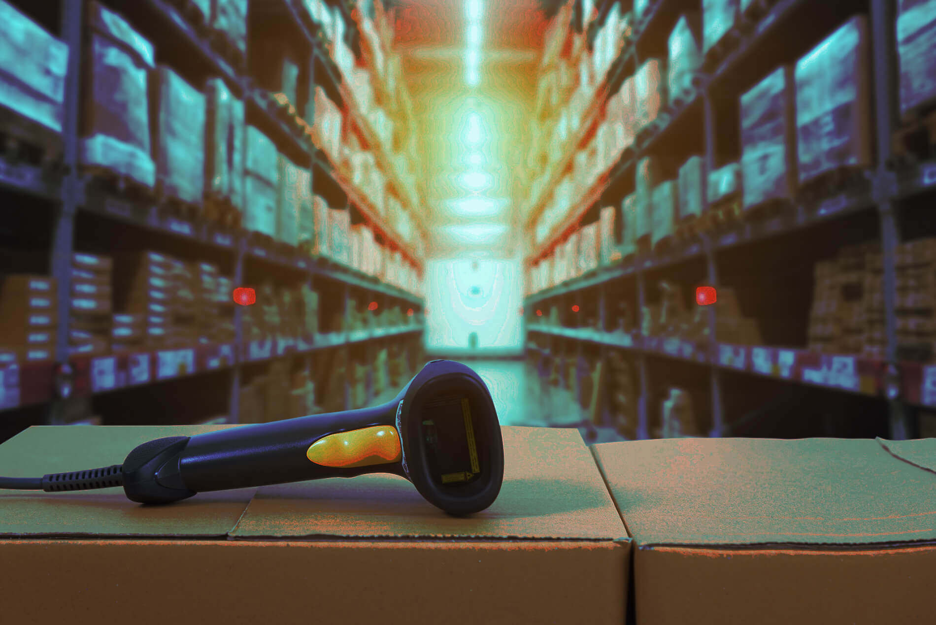 Visual Supply Chain Solutions for Distribution Centers