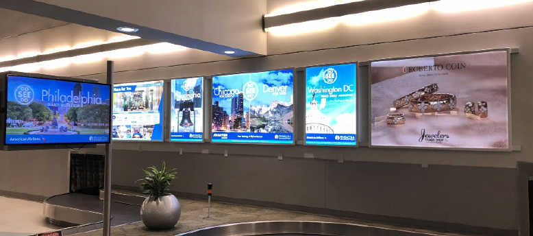 Video Wall Signage