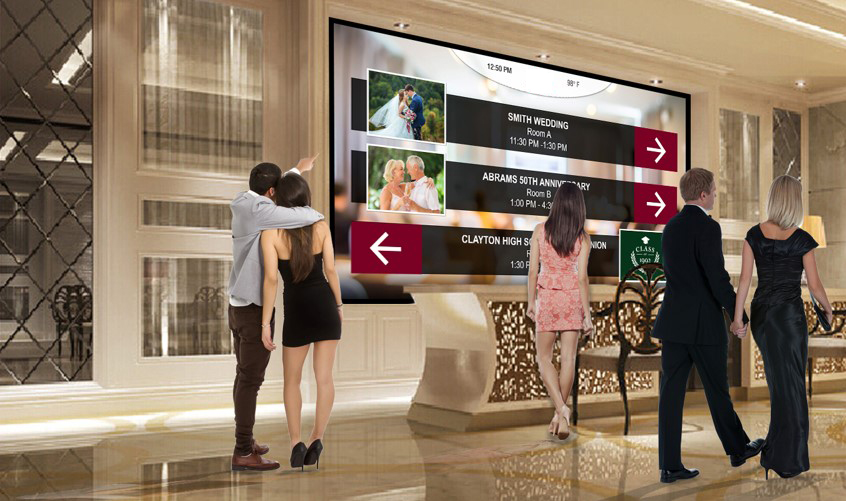 digital signage blog